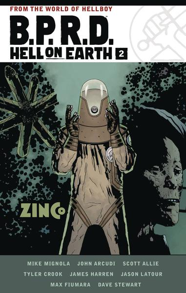 BPRD HELL ON EARTH TP 02