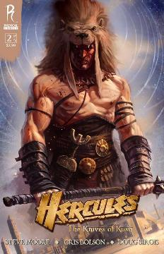 HERCULES KNIVES OF KUSH