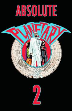 ABSOLUTE PLANETARY HC BOOK 02