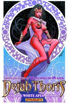 DEJAH THORIS & THE WHITE APES OF MARS TP