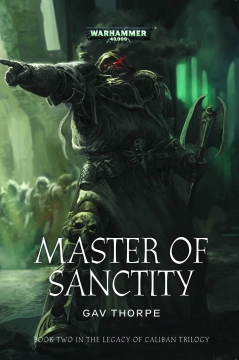 WARHAMMER 40K MASTER OF SANCTITY SC