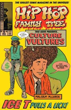 HIP HOP FAMILY TREE