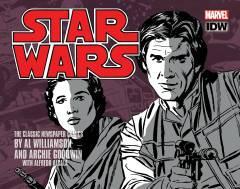 STAR WARS CLASSIC NEWSPAPER COMICS HC 02