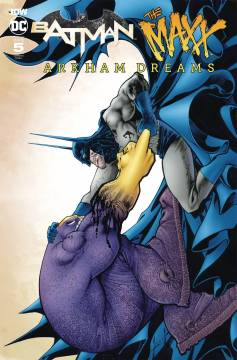 BATMAN THE MAXX ARKHAM DREAMS