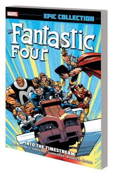 FANTASTIC FOUR EPIC COLLECTION TP 20 INTO TIMESTREAM