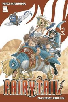 FAIRY TAIL MASTERS ED TP 05