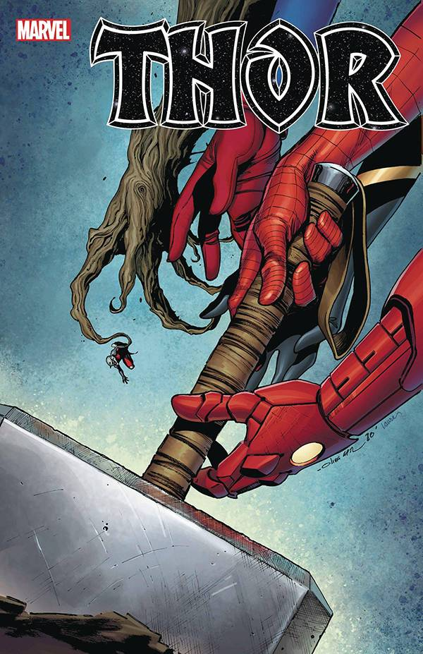 THOR #7 CATES SGN