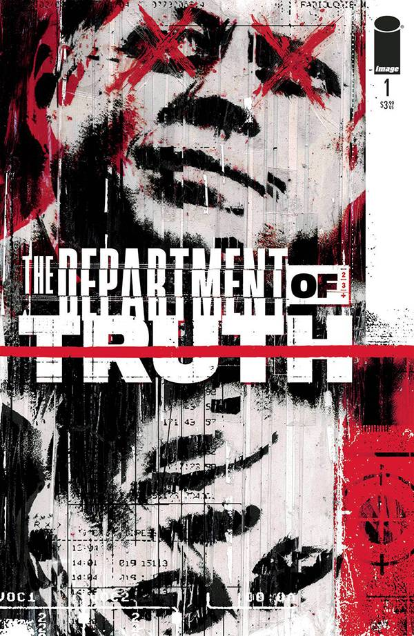 DEPARTMENT OF TRUTH #1 CGC GRADED