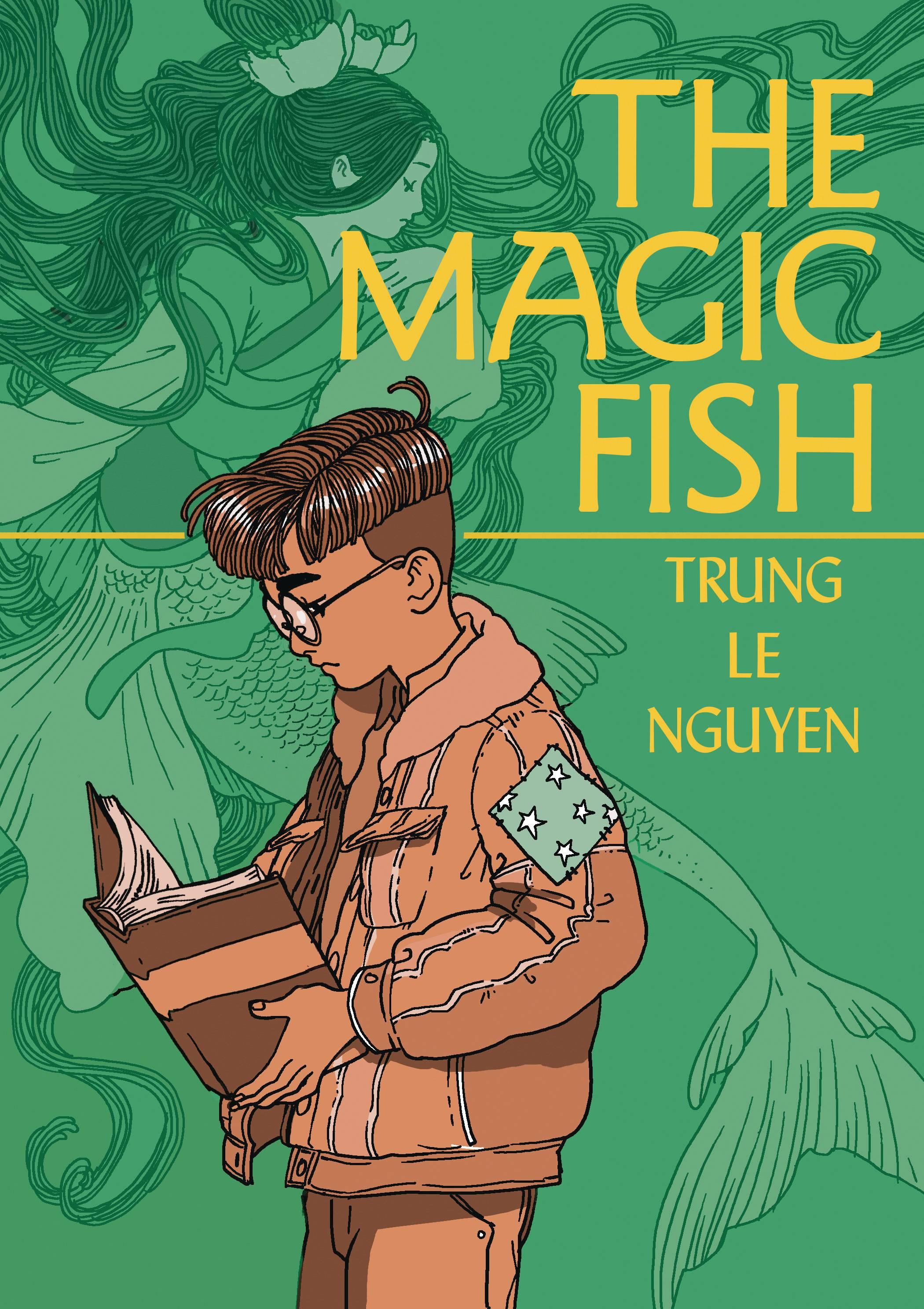 MAGIC FISH HC