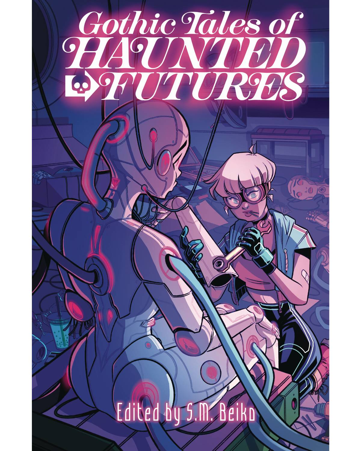 GOTHIC TALES OF HAUNTED FUTURES TP