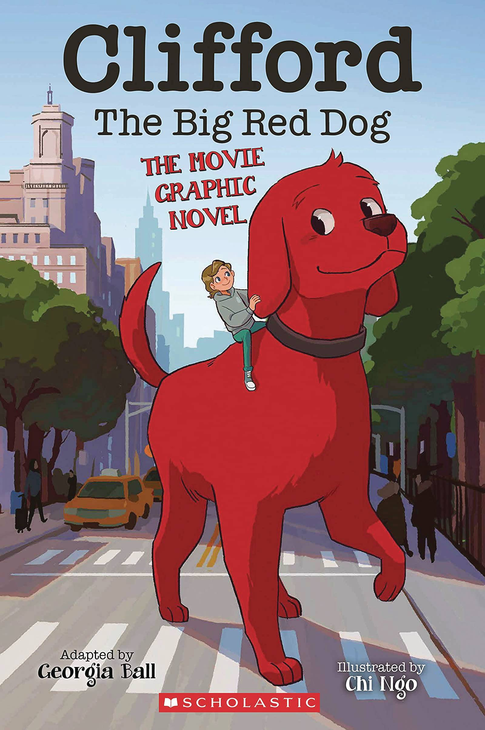 CLIFFORD THE BIG RED DOG THE MOVIE HC