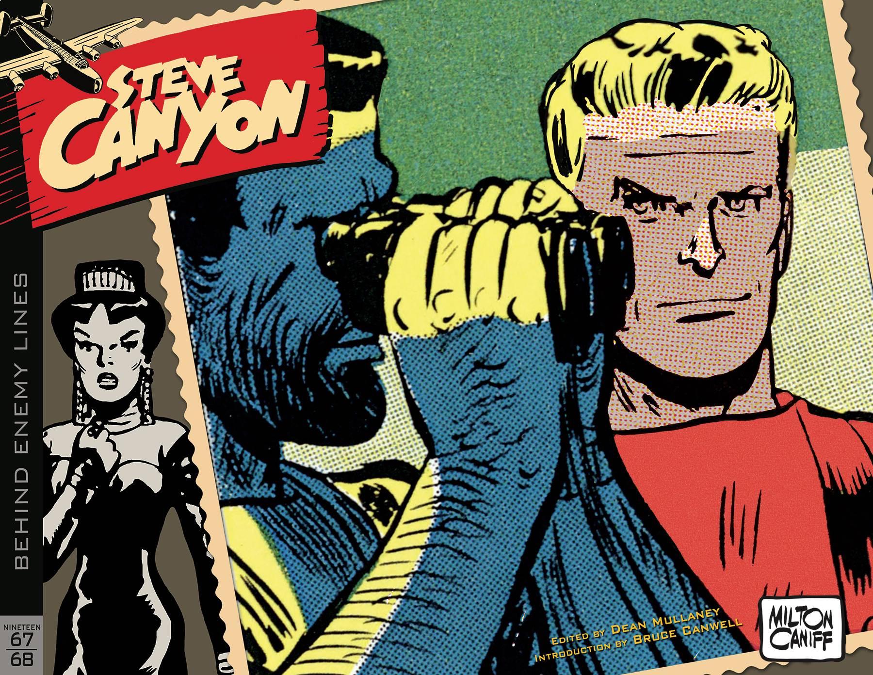 STEVE CANYON HC 11 1967 - 1968