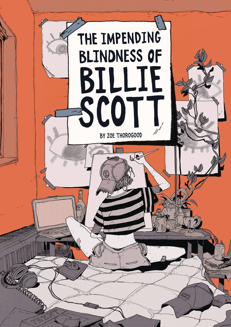 IMPENDING BLINDNESS OF BILLIE SCOTT TP