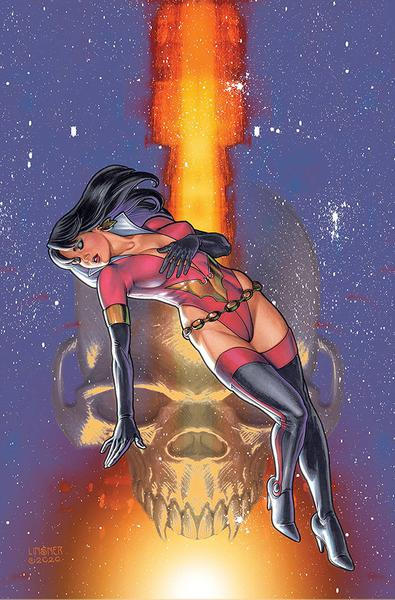 VAMPIRELLA DARK POWERS LINSNER LTD VIRGIN CVR