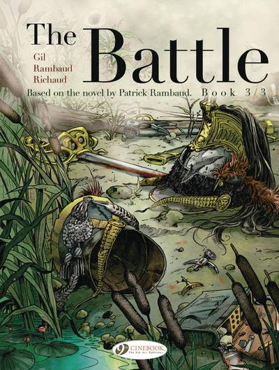 BATTLE BOOK TP 03
