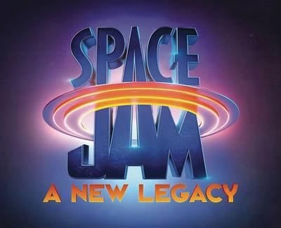SPACE JAM NEW LEGACY LITTLE GOLDEN BOOK