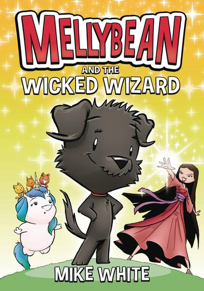 MELLYBEAN & WICKED WIZARD HC GN