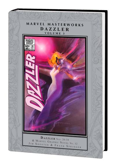 MARVEL MASTERWORKS DAZZLER HC 03