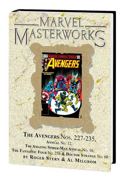 MARVEL MASTERWORKS AVENGERS HC 22