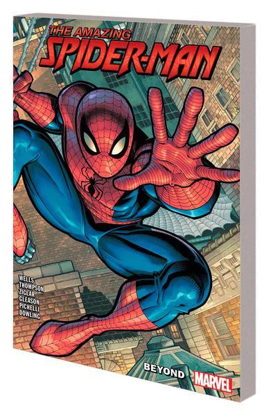 AMAZING SPIDERMAN BEYOND TP 01