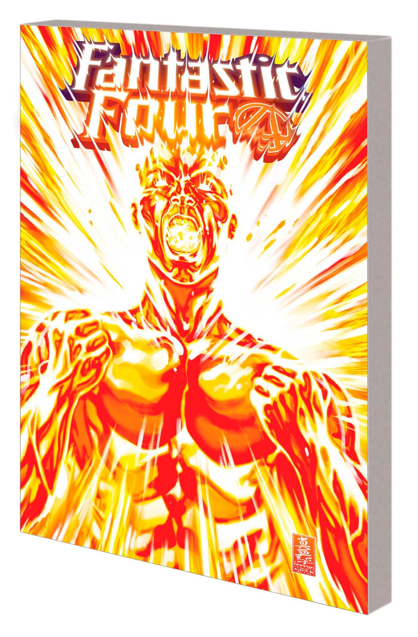 FANTASTIC FOUR TP 09 ETERNAL FLAME