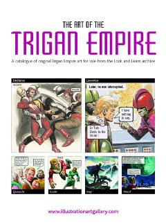 ART OF TRIGAN EMPIRE SC