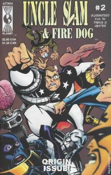 UNCLE SLAM & FIRE DOG