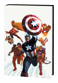 AVENGERS BY BRIAN MICHAEL BENDIS HC 03