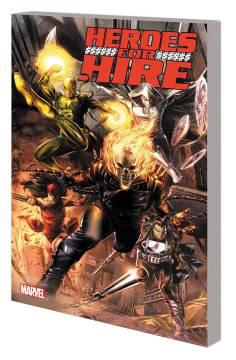 HEROES FOR HIRE ABNETT AND LANNING COMPLETE TP