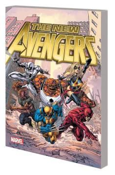NEW AVENGERS BY BENDIS COMPLETE COLLECTION TP 07