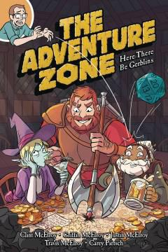 ADVENTURE ZONE TP 01 HERE THERE BE GERBLINS