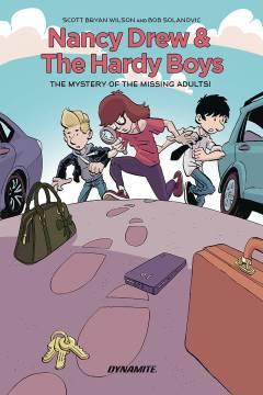NANCY DREW HARDY BOYS TP MYSTERY MISSING ADULTS