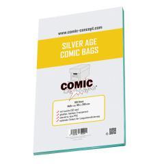 COMIC BAGS SILVER AGE COMIC CONCEPT Polypropylene