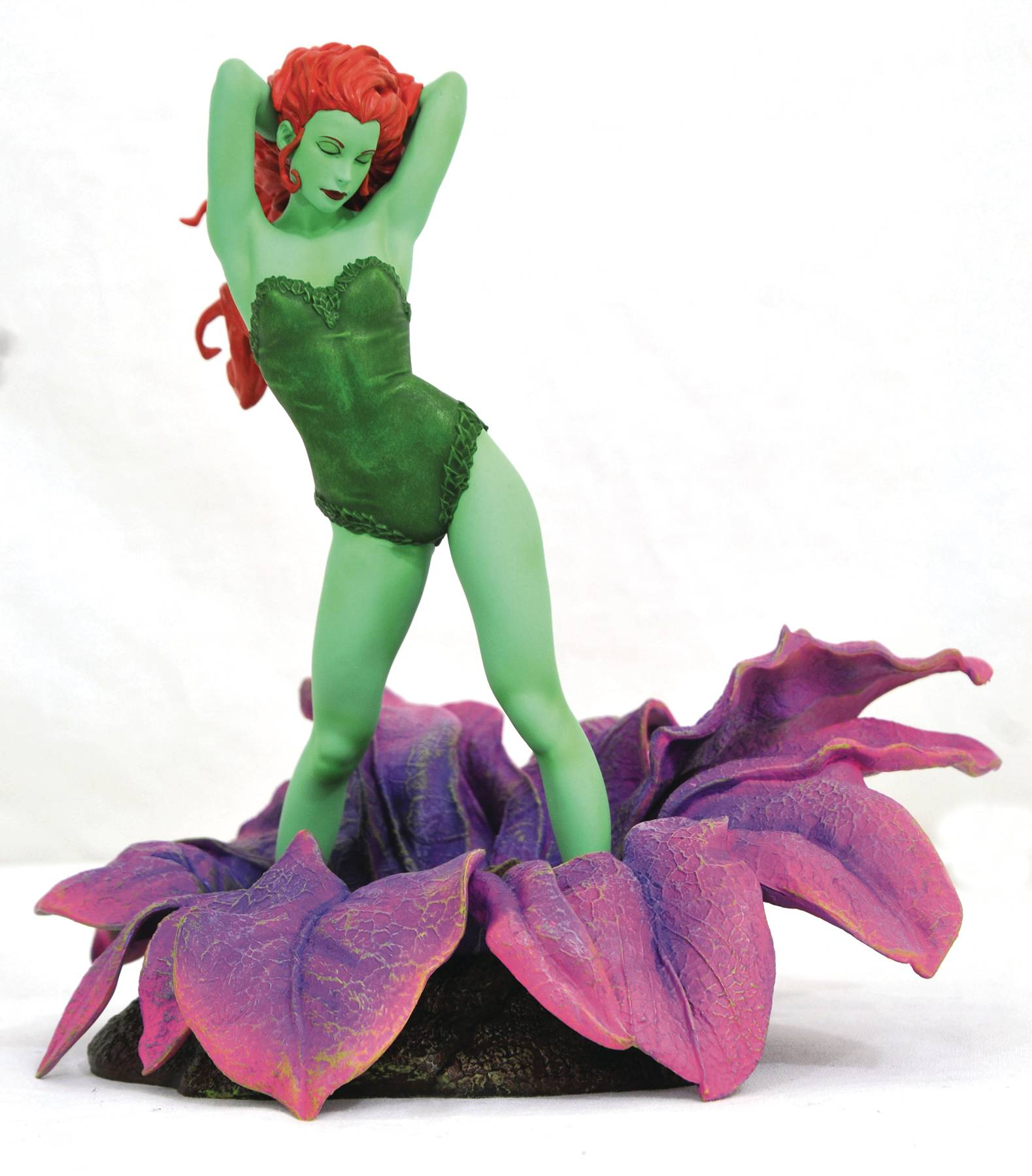 DC GALLERY COMIC POISON IVY PVC STATUE