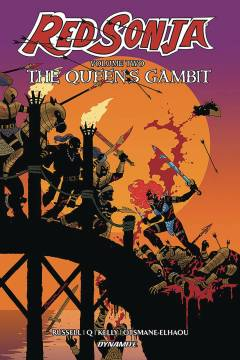 RED SONJA TP 02 QUEENS GAMBIT