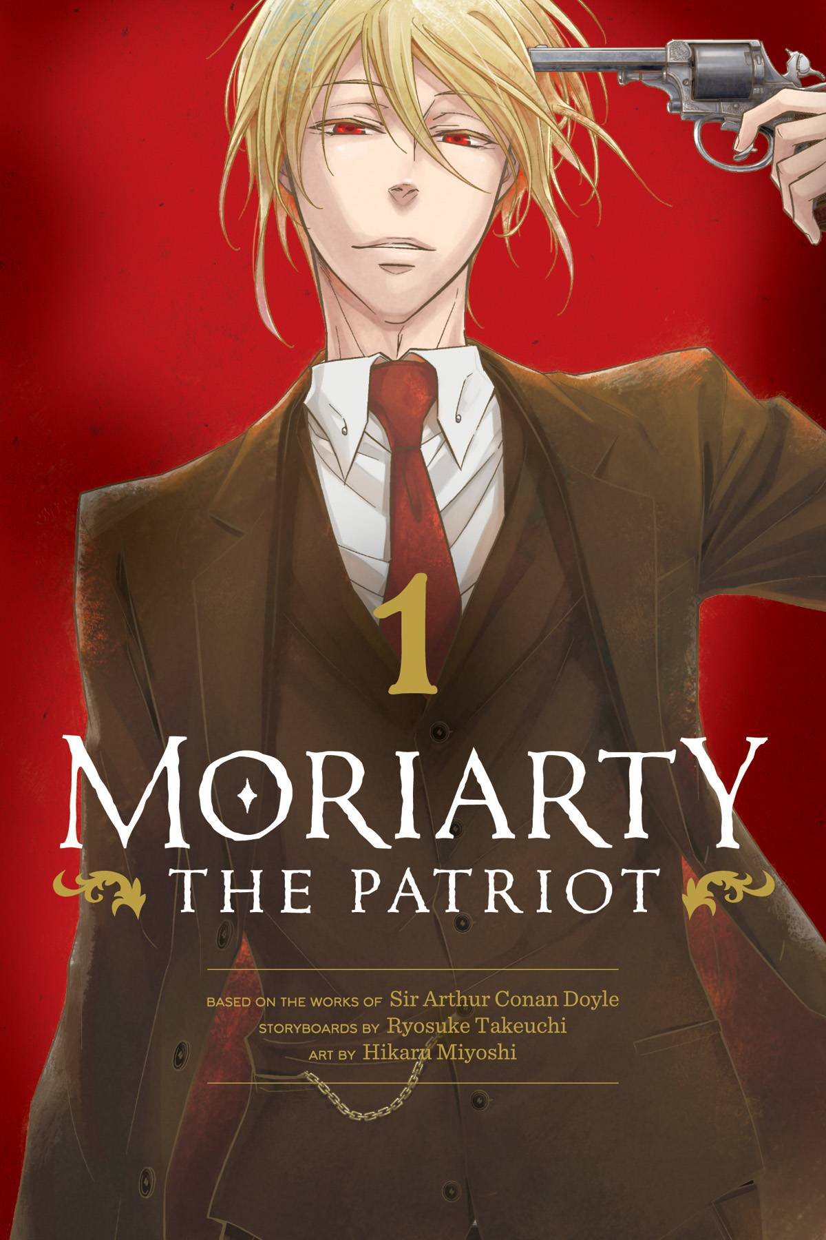MORIARTY THE PATRIOT GN 01