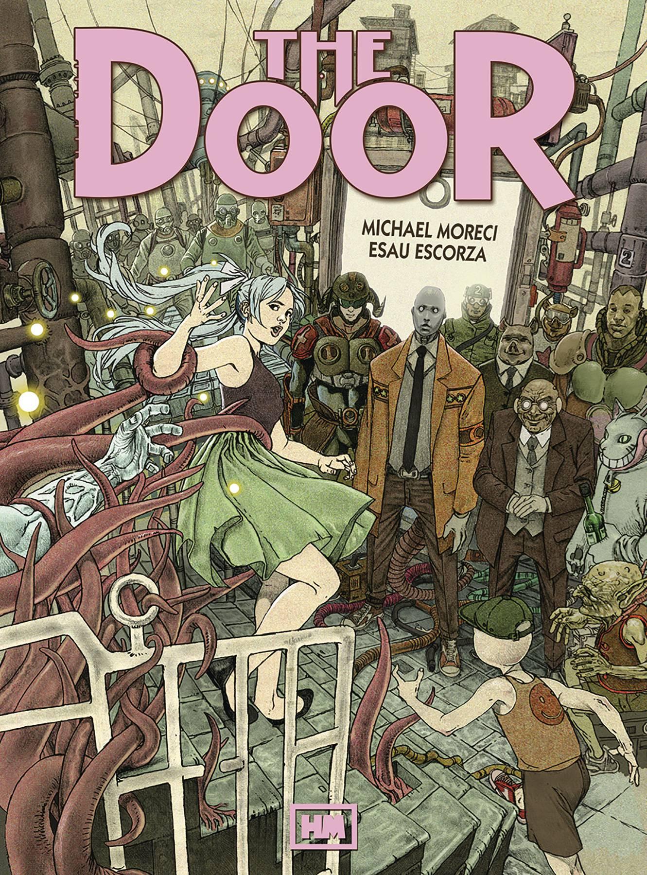 THE DOOR TP