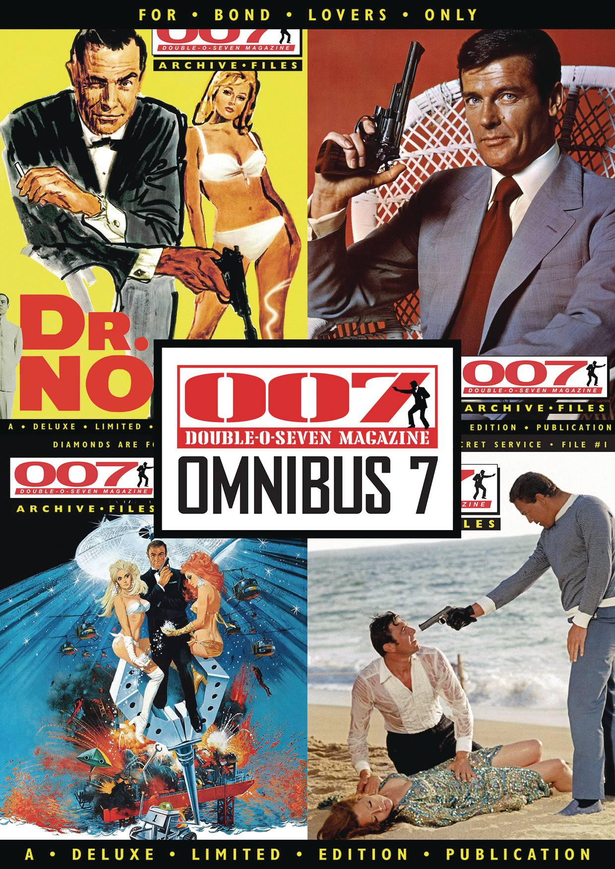 007 MAGAZINE OMNIBUS
