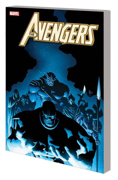 AVENGERS BY HICKMAN COMPLETE COLLECTION TP 03