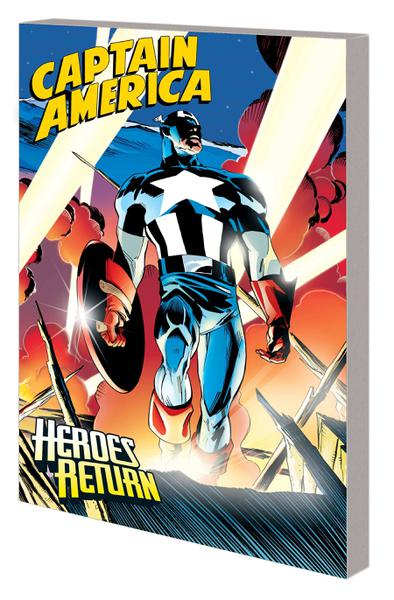 CAPTAIN AMERICA HEROES RETURN COMPLETE COLLECTION TP 01