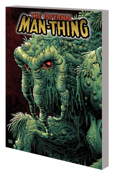 MAN-THING BY STEVE GERBER COMPLETE COLLECTION TP 03
