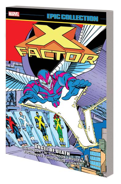 X-FACTOR EPIC COLLECTION TP 03 ANGEL OF DEATH