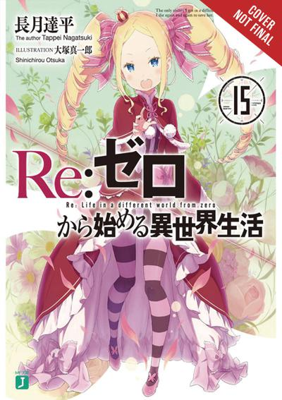 RE ZERO SLIAW LIGHT NOVEL SC 15