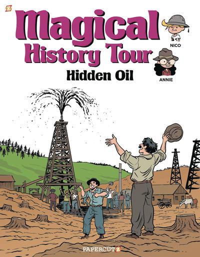 MAGICAL HISTORY TOUR TP 03 HIDDEN OIL