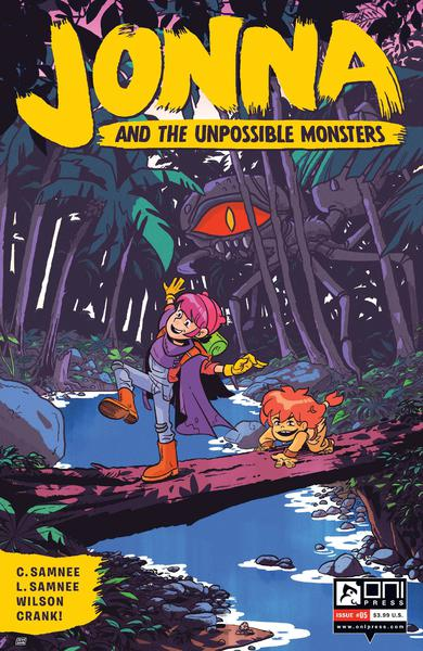 JONNA AND THE UNPOSSIBLE MONSTERS