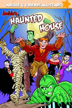 ARCHIE & FRIENDS TP 05 ARCHIES HAUNTED HOUSE