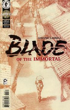BLADE OF THE IMMORTAL HEART OF DARKNESS