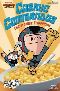 COSMIC COMMANDOS HC 01