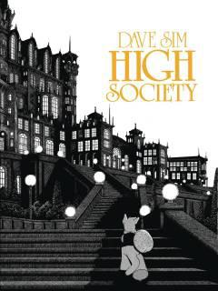 CEREBUS TP 02 HIGH SOCIETY REMASTERED