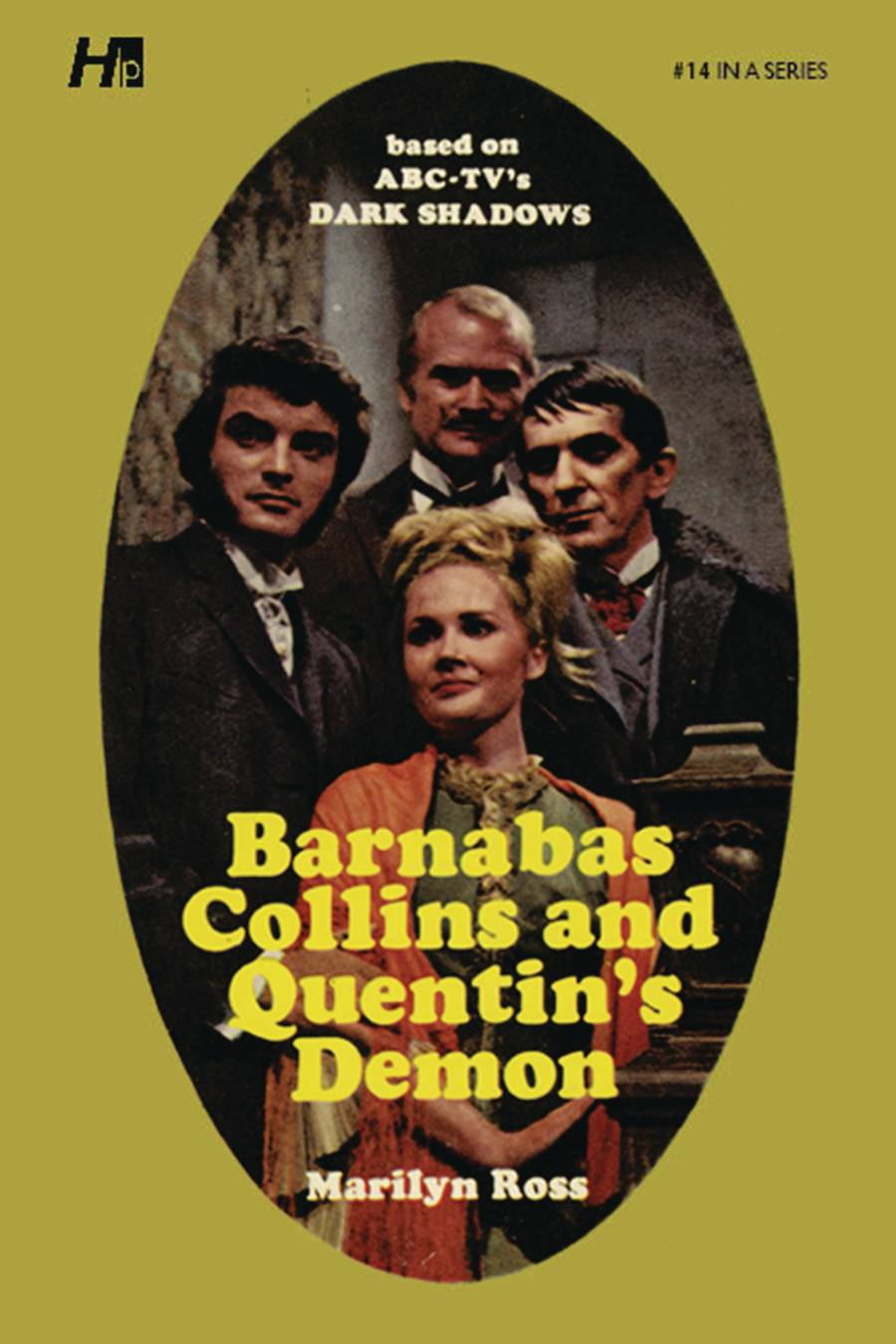 DARK SHADOWS PAPERBACK LIBRARY NOVEL 14 QUENTINS DEMON
